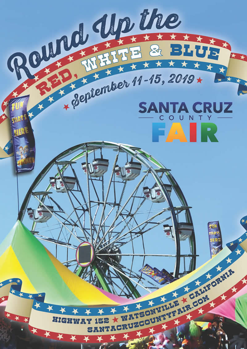 Santa Cruz County Fair Official Website